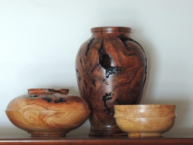 Turned Timbers